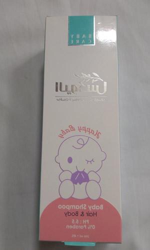 شامپو کودک سر و بدن الیوکس برای پوست های حساس