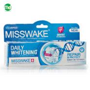 خمیردندان Daily whitening خمیر دندان Daily whitening میسویک