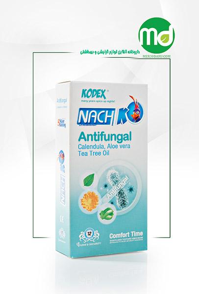 کاندوم ضد قارچ ناچ کدکس Antifungal