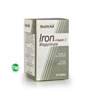 قرص آهن حاوی ویتامین سی