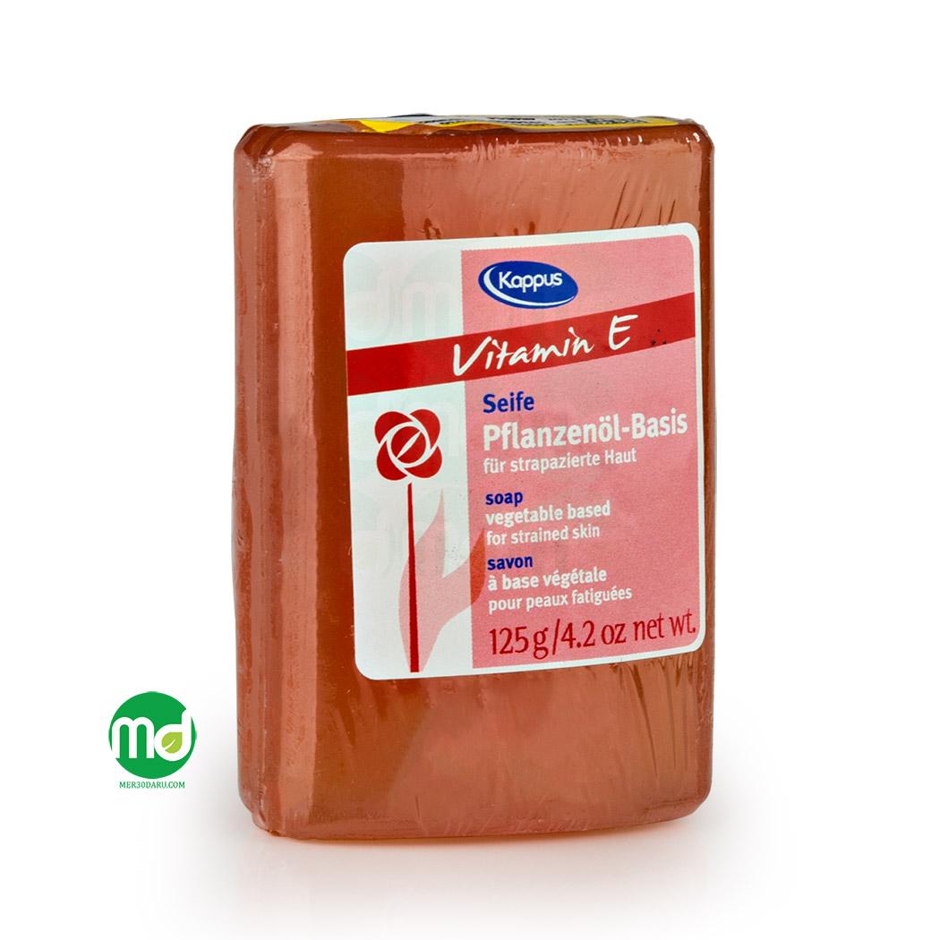 صابون ویتامین E کاپوس